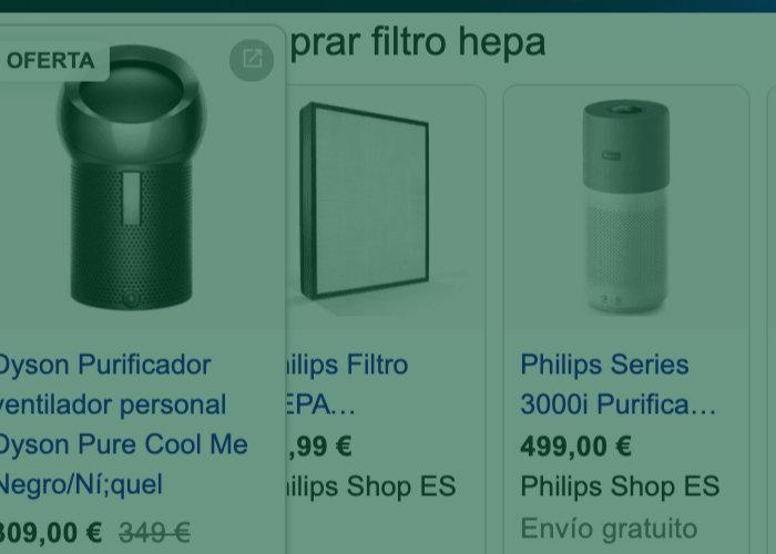 Comprar purificador de aire